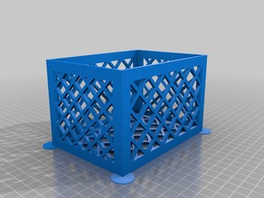 Customized Parametric Container