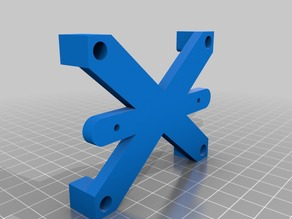 Raspberry Pi Canakit Case Mount 1405 Printrbot Simple