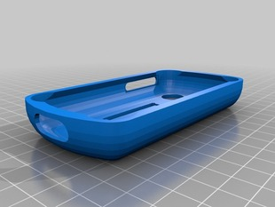 Parametric Case for an HTC MyTouch 3G Phone