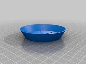 Under pot saucer
