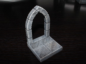 OpenForge Smooth Archway