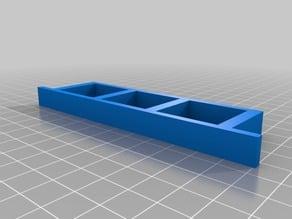 Spacer for Hypercube Evolution