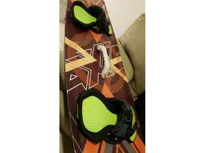 Kiteboard handle