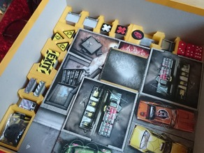 Zombicide S2 Piece Holders (Prison Outbreak)