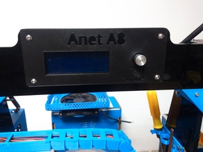Anet A8 display panel