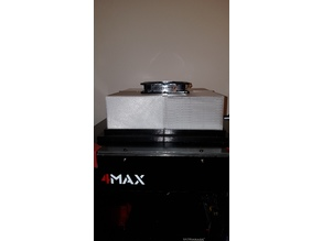 4MAX hood base with hood