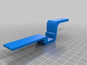 Mac Keyboard under Desk / Table mount