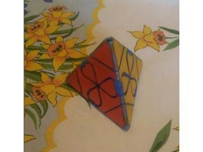 Rubik's valentine pyraminx