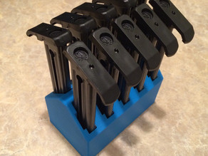 Ruger MK I, II, and III Magazine Holder