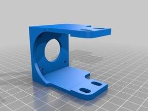 42-40 Stepper motor holder for ender 3 Z axis