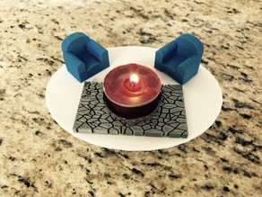 Tealight Candle Holder - Multi Color