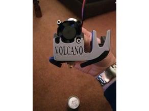 E3D Volcano 5015 fan shroud
