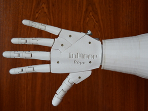InMoov Hand (modified)