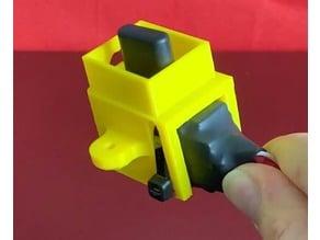 Tesla Radio Flyer RC Conversion 3D printed Parts