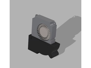 4010 to 5015 fan adapter