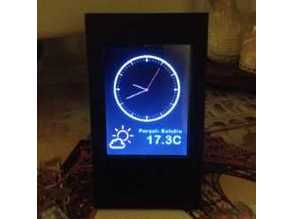 Weather Station Color with Turkish Language