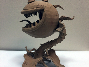 Plants VS Zombies Chomper