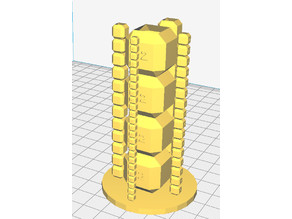 The fragile structure Support 1.1