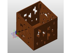 minecraft ore light (inside chassis)