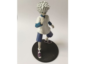 Killua from HunterxHunter
