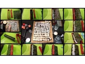Maki maker (for SenSoy nori)