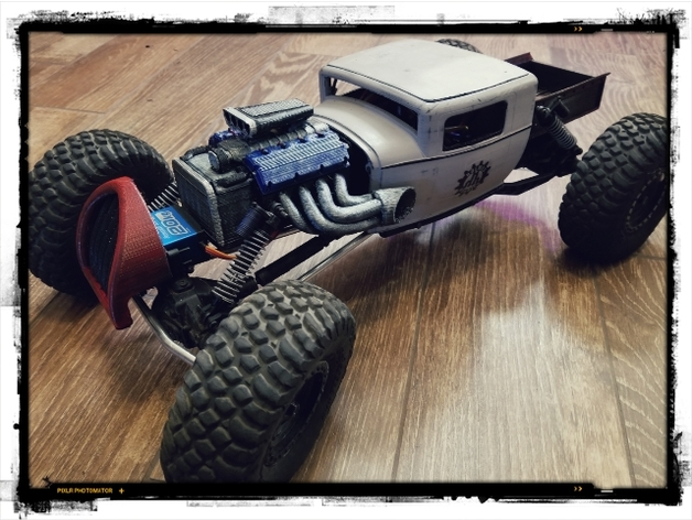 What RC parts have you 3D Printed???? - Page 2 - RCCrawler