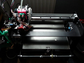 Orca 0.43 X-axis HGR15 and HGH15CA linear carriage and raceway upgrade