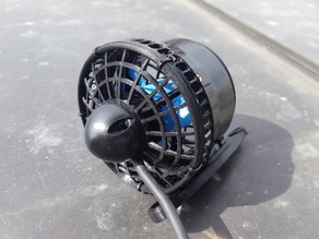 Guard add-ons for current version Blue Robotics T200 Thruster