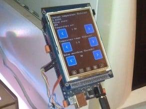 Arduino Mega quick perpendicular dock