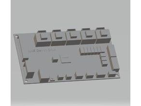 MKS Gen 1.4 Board mockup