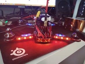 250 Quad LED Arm Mount