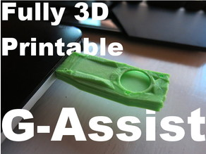 GTX G-Assist fully 3d printed
