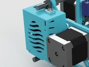 Egg-Bot - Enclosure for electronics