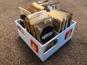 Nescafe Coffee Storage