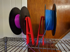 Rack Spool Holder