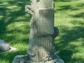 Kattelmann Grave Marker