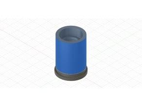 LED Instrument Gauge Boot