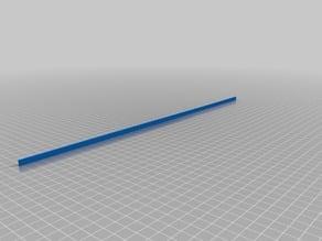My Customized Parametric timing belts / tracks - GT2, T2.5, T5, T10, MXL