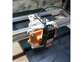 Asse Z cnc Laser EleksMaker