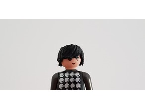 Cool Playmobil Hair