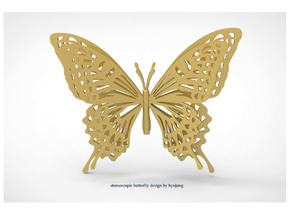 Stereoscopic Butterfly wall decoration & art