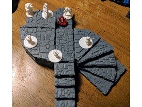 Fantasy Wargame Terain - Tilestone Stackers
