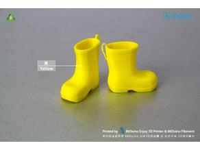 Rain boots / 雨鞋