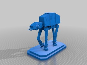 AT-AT Walker Printable Remix v2