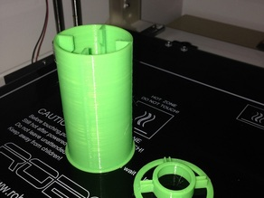Spool Hub for spools with >= 50mm center