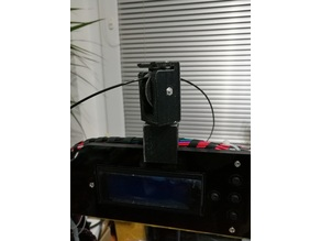 guide rotating filament holder for TRONXY