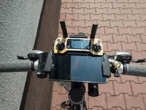 Mavic Pro remote clamp for bike & more