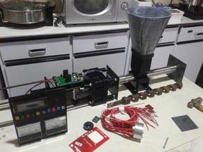 fillirment maker CONTROL BOX