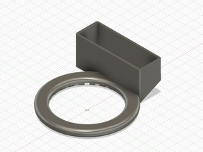Anycubic i3 Mega Circular Fan for Large Fan Ducts