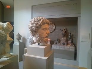 Marcus Aurelius by @tblatt of @custom3dstuff #throughglass